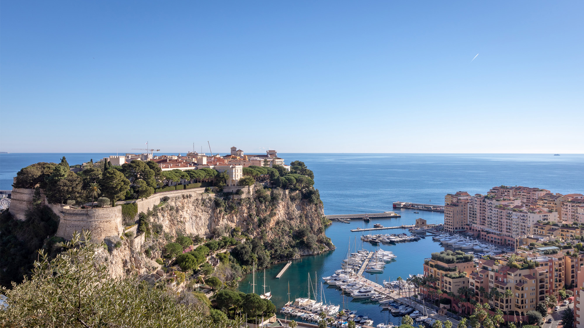 Miells & Partners - Monaco property for sale - apartment for sale in Monaco - Monaco stunning view