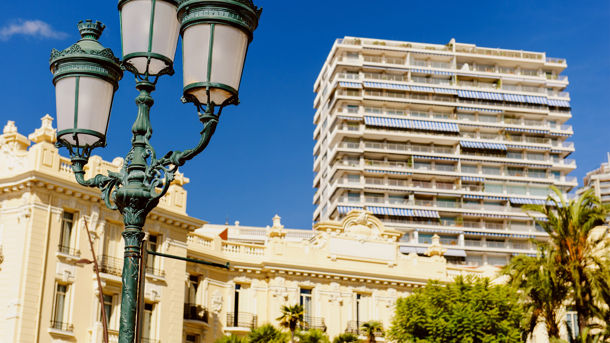 Gestion d'Appartements Monaco