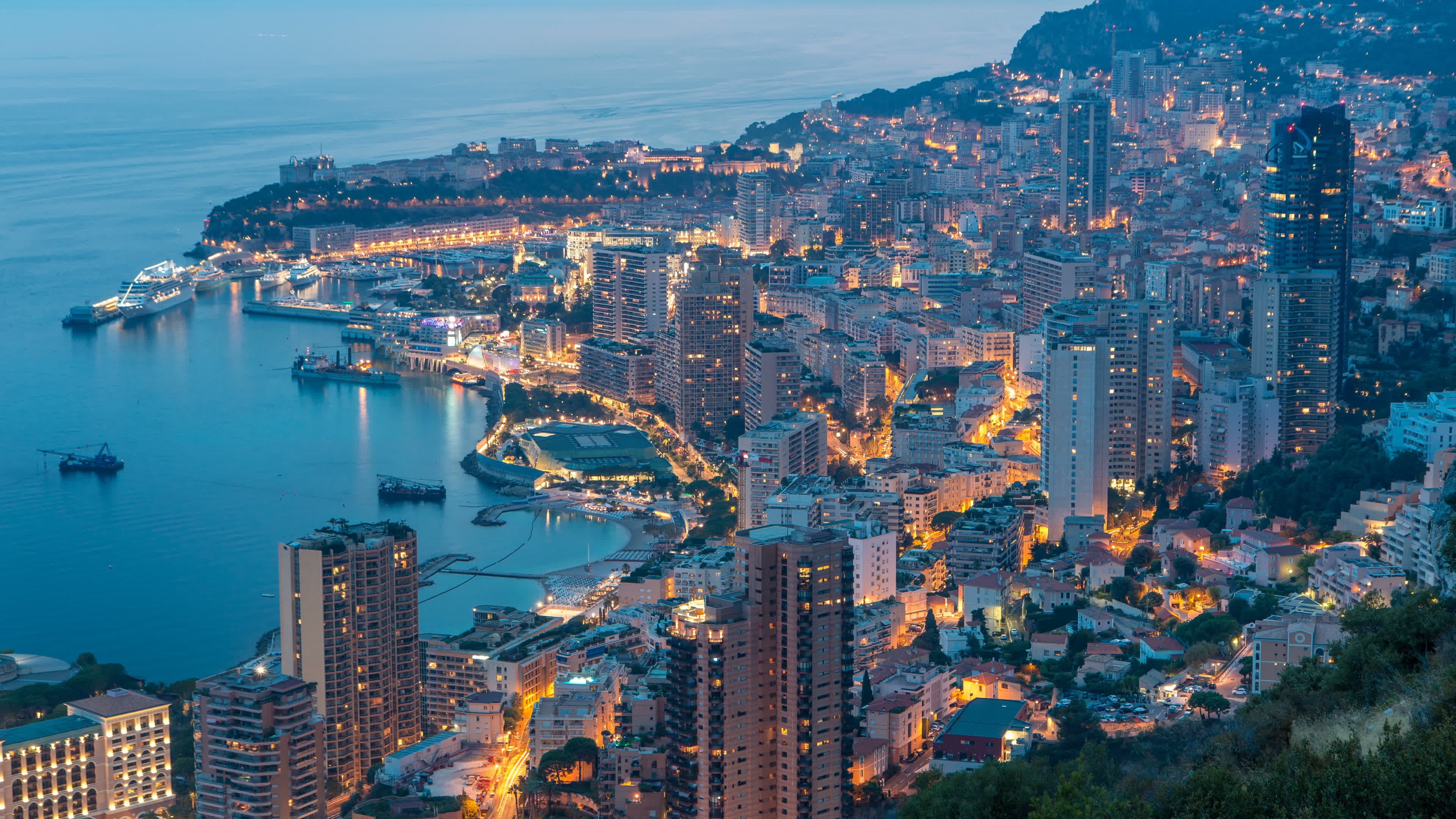 Living in Monaco is great. See for yourself