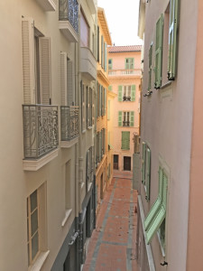 View form the Bright studio for sale in Monaco Ville Monaco | Miells