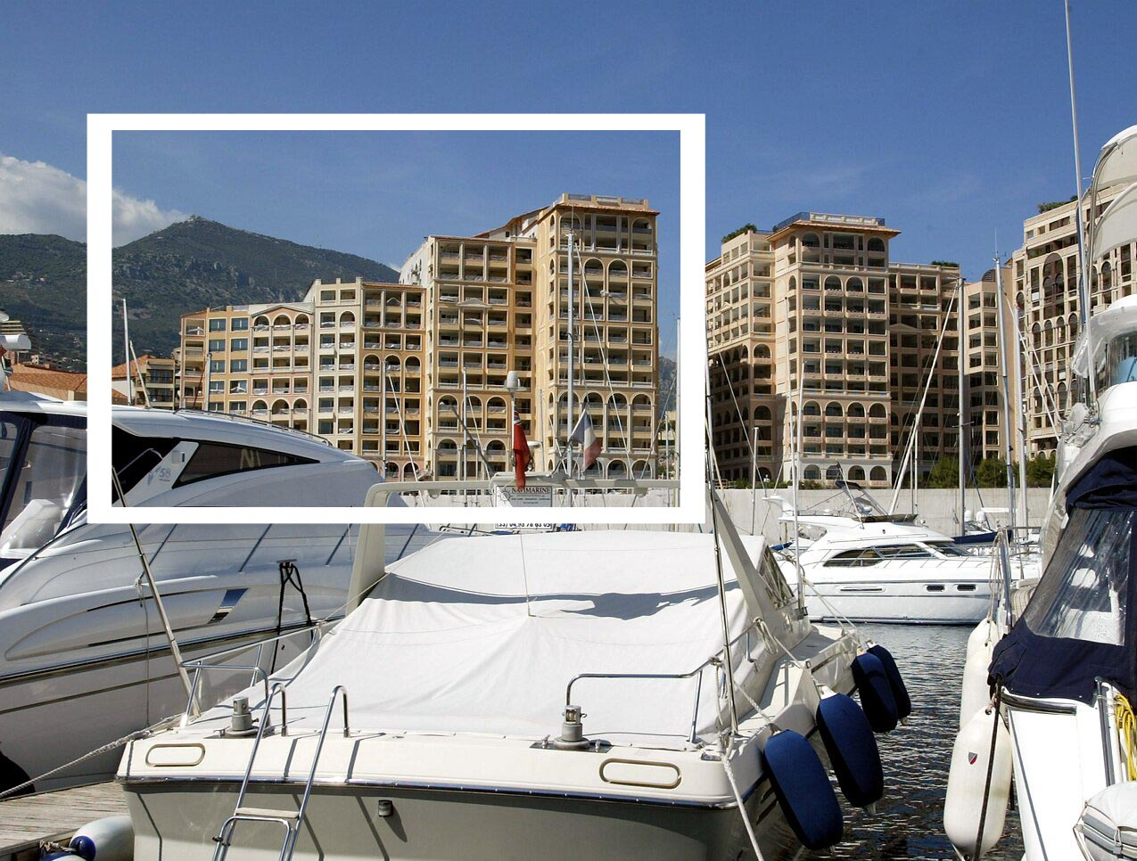 Apartment for Rent Monaco Fontvieille