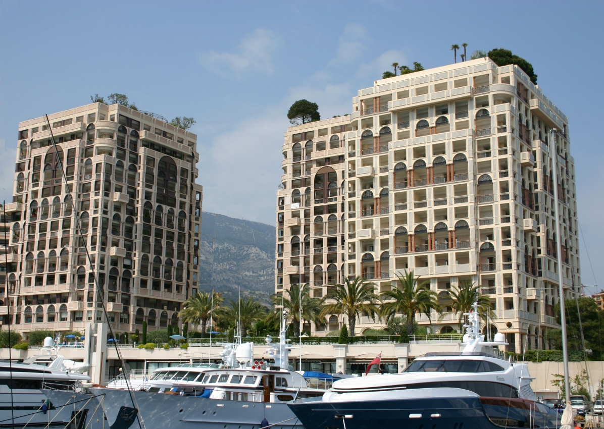 Huge 3 Bedroom Apartment in Fontvieille
