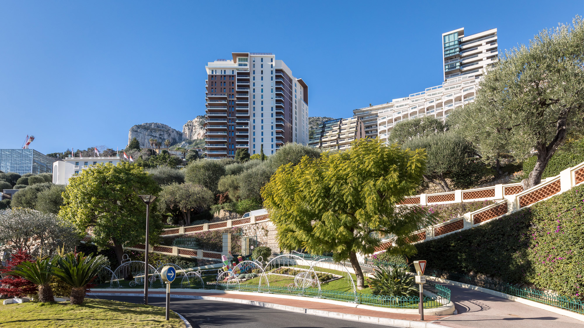 Large Studio Apartment in Monaco