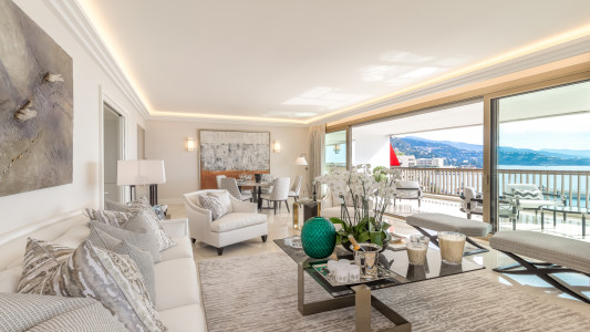 Luxurious apartment in Le Mirabeau