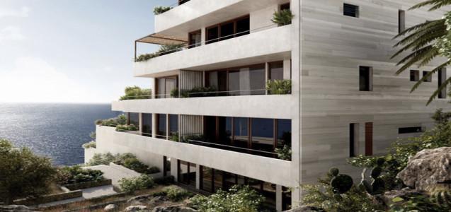 Two-bedroom apartment in Jardin Exotique